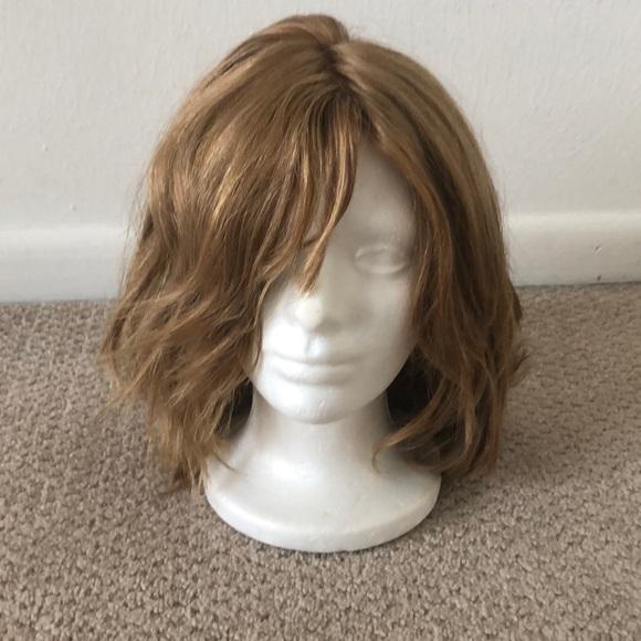 Clary S Accessories Clarys Medium Length Blonde Wig Poshmark